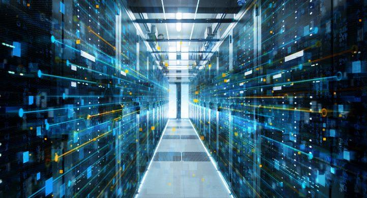 Relação de dados e empresas