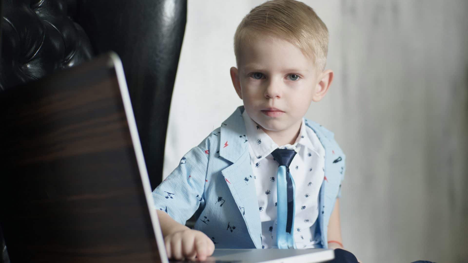 Coleta ilegal de dados de crianças