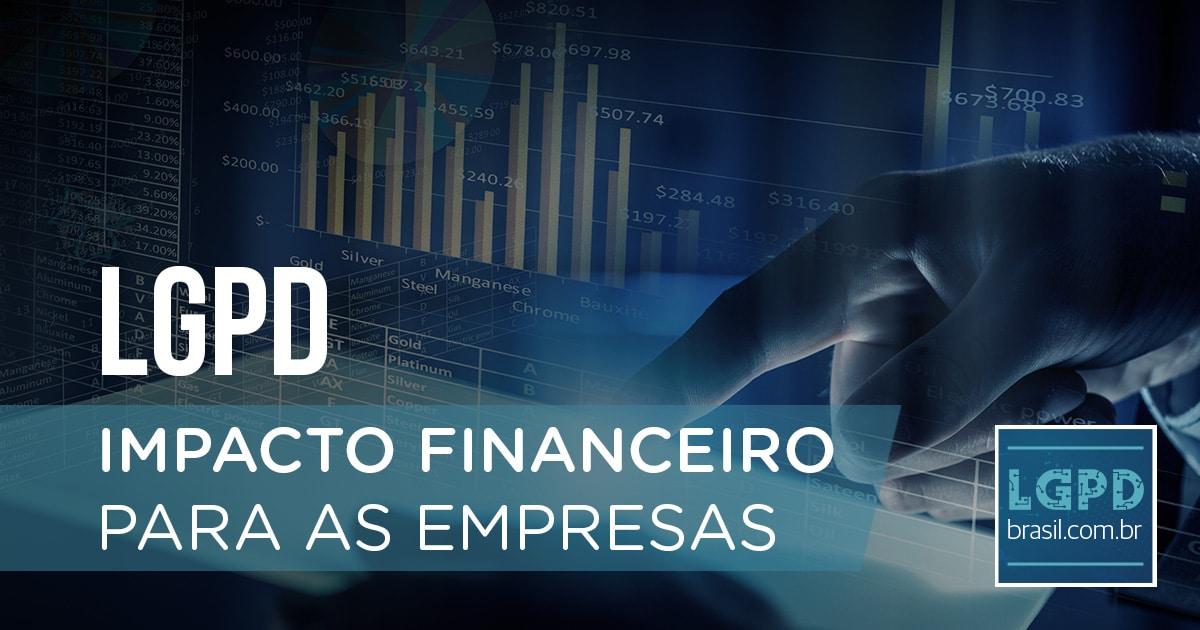 LGPD no bolso da empresa: impactos financeiros do não cumprimento da lei