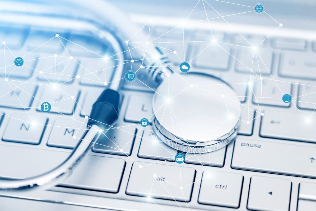 Vazamento de dados no Ministério da Saúde