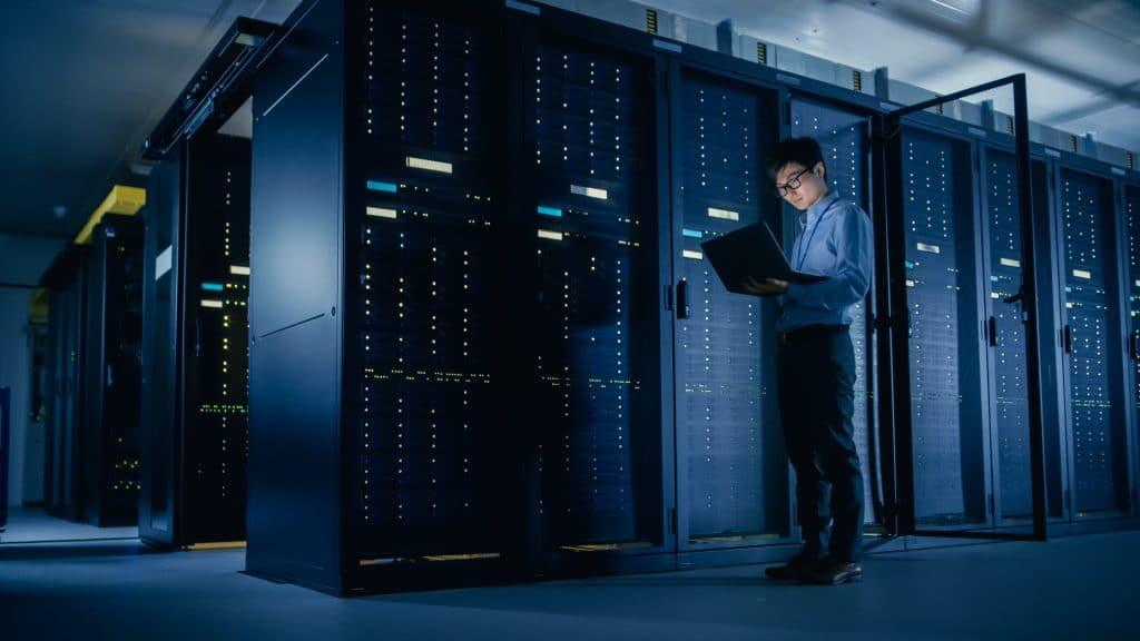 O que é o conceito confiança zero na segurança de dados de uma empresa?
