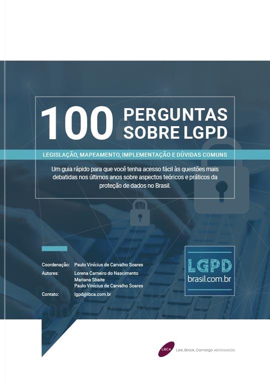 100 perguntas sobre LGPD